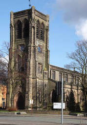 Christ Church, Princess Parkway, West Didsbury