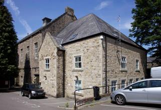 Civic Hall, Court Street, Uppermill, Saddleworth