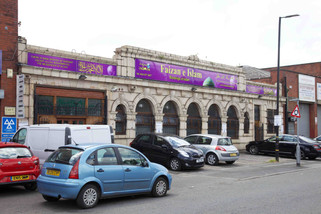 Faizan e Islam mosque, Ayres Road, Old Trafford
