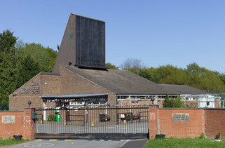 Cheadle Mosque, Wilmslow Road, Gatley, Stockport