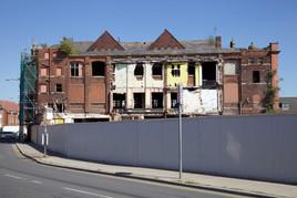 Co-operative building, Oldham Road, Newton Heath