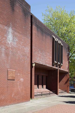 Sale Law Courts, Ashton Lane, Sale, Trafford
