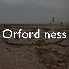 England's desert: Orford Ness