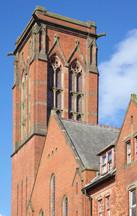 St Peter & St Paul's Roman Catholic church, Pilkington Street, Bolton