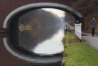 Bridgewater Canal, Sale, Trafford