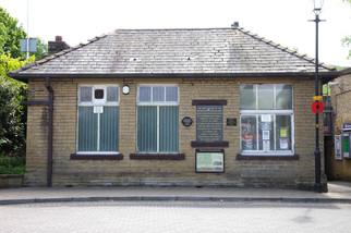 Littleborough railway station, Station Road, Littleborough