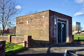 Substation, Athole Street, Salford