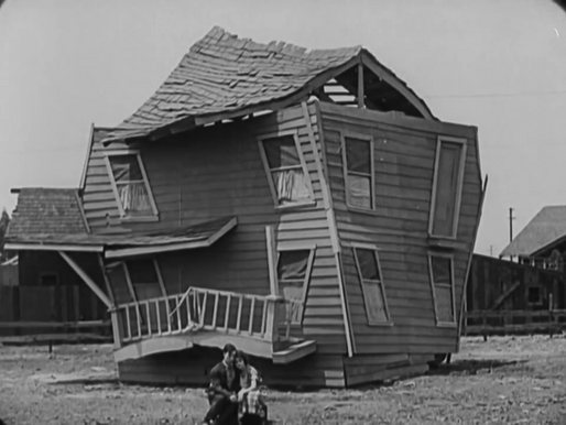 Buster Keaton: slapstick anarchism