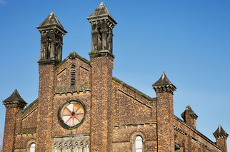 All Souls church, Every Street, Ancoats
