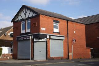 Bolton Co-operative Society building, Curzon Street, Gilnow, Bolton