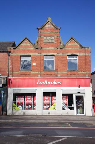 Bolton Co-operative Society building, Deane Road, Bolton