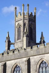 St James Church, Barry Street, Greenacres Moor, Oldham