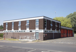 Philips Park Community Fire Station, Briscoe Lane, Clayton