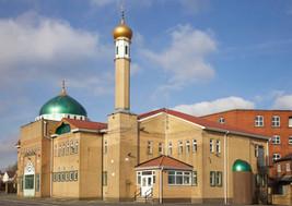 Masjid-Noorul Islam, Back Progress Street, Bolton