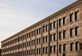 London and North Western Railway Company's Goods Warehouse, Wellington Road North, Stockport