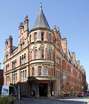 Lloyd's House, Lloyd Street/Jackson's Row
