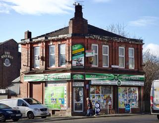 Ashton Old Road, Fairfield, Droylsden