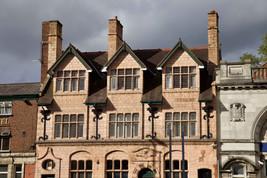 Manchester & Salford Bank, Market Place, Middleton