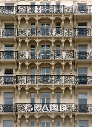 Grand Hotel, King's Road, Brighton