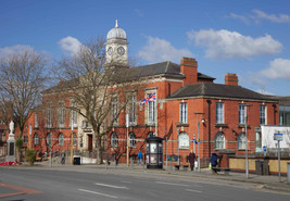 Sale Town Hall, Northenden Road, Sale, Trafford