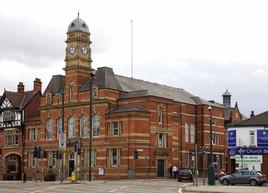 Eccles Town Hall, Church Street, Eccles,