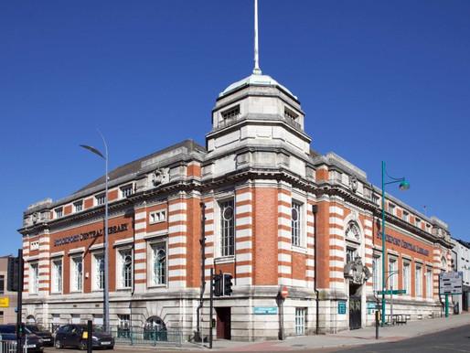 Magic portals into dreaming: Manchester's public libraries