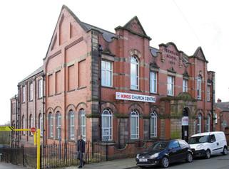 Former Technical School, Upper George Street, Tyldesley
