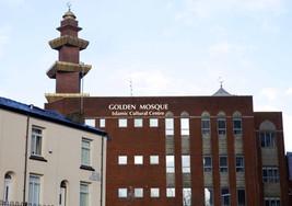 Golden Mosque & Islamic Cultural Centre, Holland Street, Rochdale