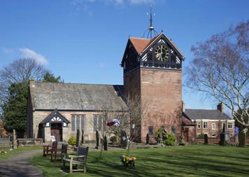 St Martin's Church, Church Lane, Ashton-upon-Mersey, Trafford