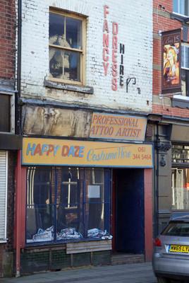Happy Daze, Delamere Street, Ashton-under-Lyne