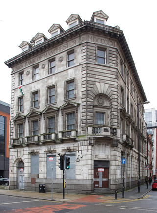 Bank of Manchester, Piccadilly