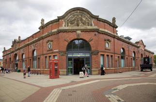 Market Hall, Market Place, Ashton-under-Lyne