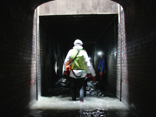 Northern Outfall Sewer, London