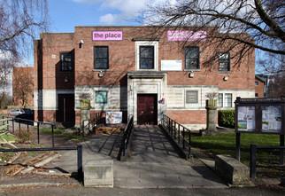 Wilbraham District Library, Platt Lane, Fallowfield