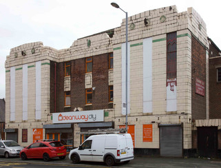 Adelphi Cinema, 112 Kenyon Lane, Moston