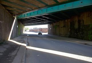 Railway bridge, Gorton Street, Ardwick