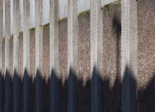Wall, Merseyway shopping centre, Stockport
