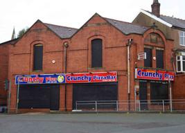 Co-operative building, Bury Road, Brightmet, Bolton