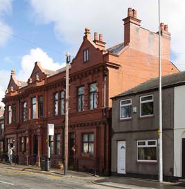 Council Offices, Warrington Road, Abram