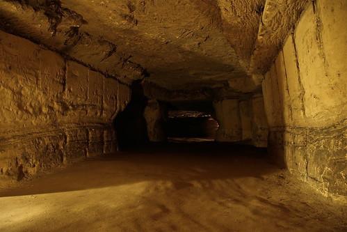 Caverns beneath Sint Petersburg, Maastricht, 2007