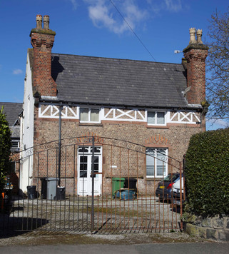 Former school, Green Lane, Ashton-upon-Mersey, Trafford