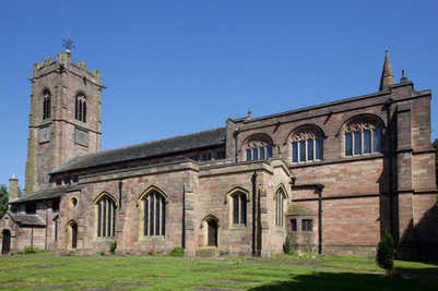 St Mary the Virgin, Prestwich