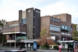 Lancastrian Hall & Central Library, Chorley Rd, Swinton Civic Centre, Swinton, Salford