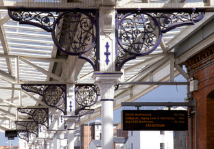 Hartlepool railway station