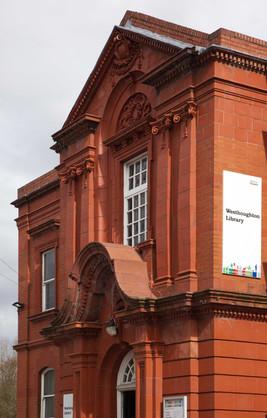 Westhoughton Library, Market Street, Westhoughton