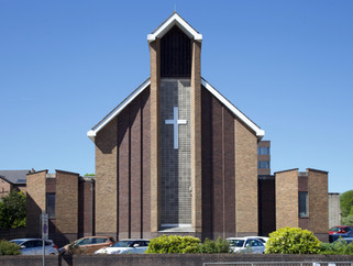 Altrincham Methodist Church, Barrington Road, Altrincham