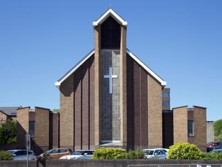 Altrincham Methodist Church, Barrington Road, Altrincham