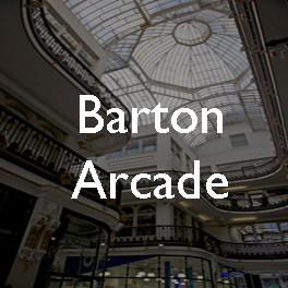 Civic space? The Barton arcade, Manchester