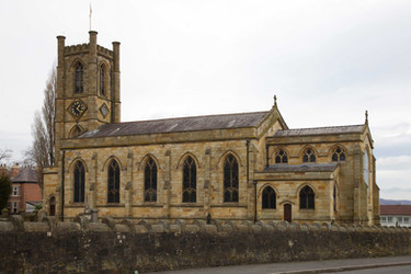 St John the Evangelist Church, Church Road, Farnworth, Bolton