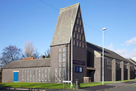 St Mark's Church, Milne Street, Chadderton, Oldham